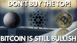 Best Time to Buy BITCOIN! CARDANO Blockchain Explorer Update - Crypto News
