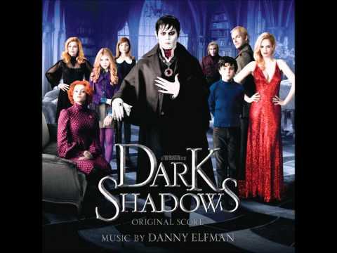 The Score of Dark Shadows - 5. Shadows-Reprise