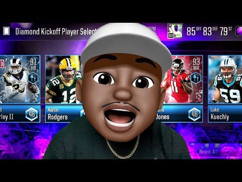 MEMOJI QJB PULLING 90+ OVR DIAMONDS IN PACK OPENING! Madden Mobile 19 Overdrive Gameplay Ep. 11