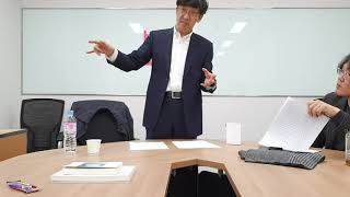 20191108 한의학과 정신의학 김종우 교수님(강동경…