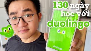 130 ngày học liên tục trên Duolingo, có đáng không? screenshot 1