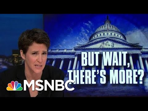 Impeachment Raises Questions About Secret Stash Of Trump Records | Rachel Maddow | MSNBC