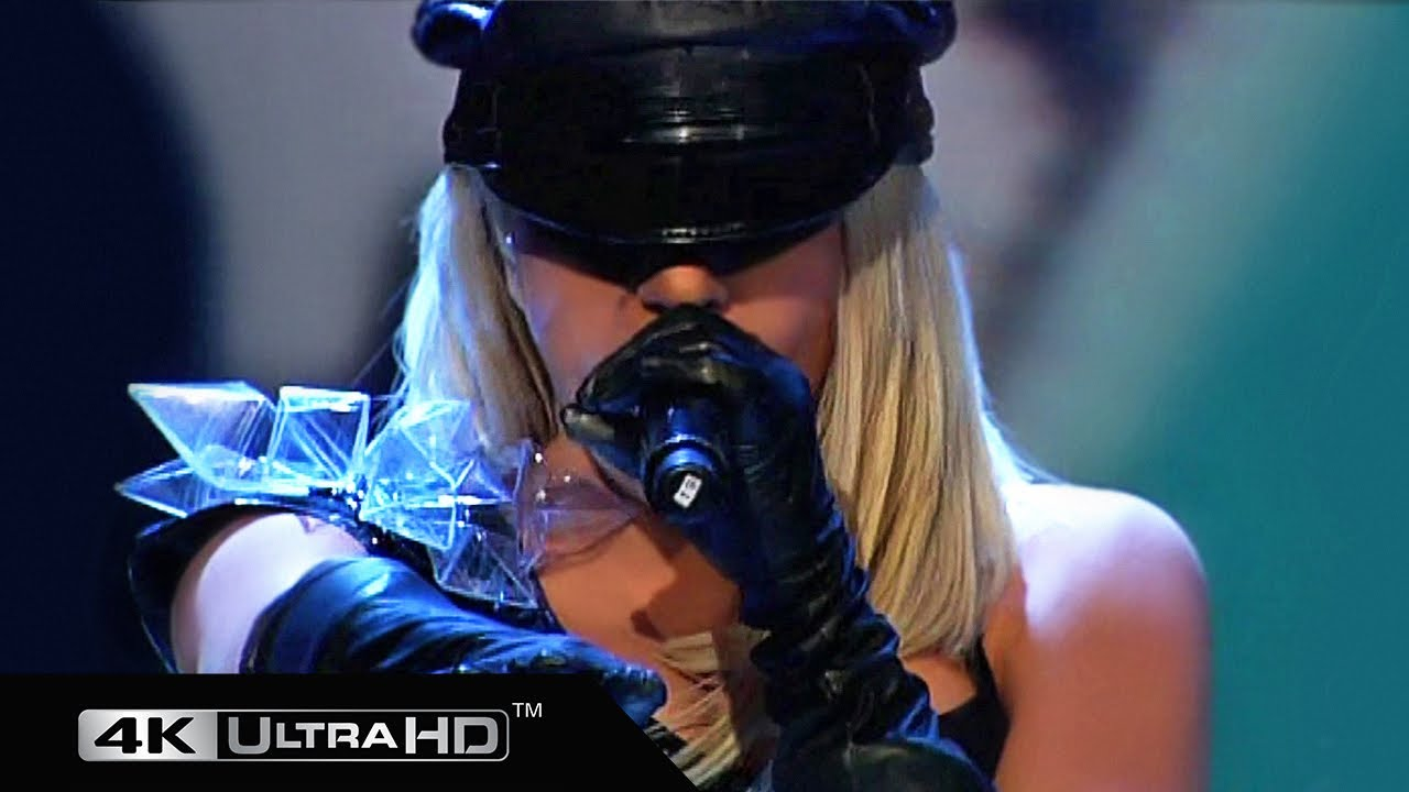 Lady Gaga Poker Face Live At The Dome 49 4k 60fps Youtube