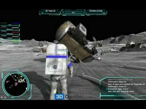3D Ay Adamı - 3DOyuncu.com