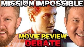MISSION: IMPOSSIBLE FALLOUT Movie Review - Film Fury