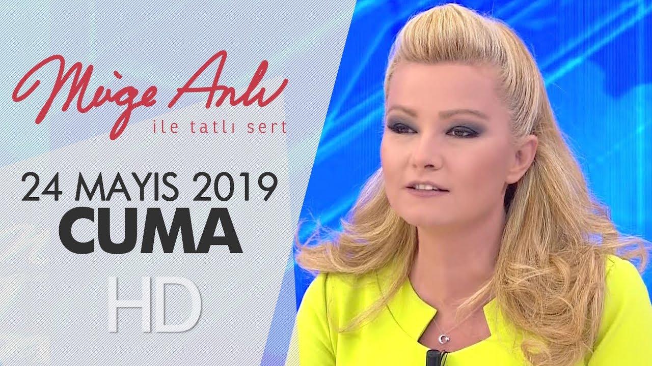 Müge Anlı ile Tatlı Sert 24 Mayıs 2019 | Cuma