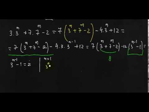 Prova por Indução Matemática