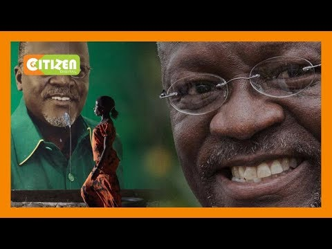 President John Pombe Magufuli dispels health concerns thumbnail