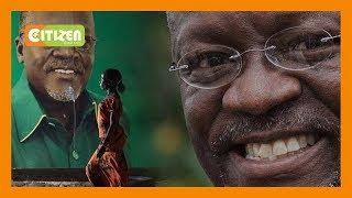 President John Pombe Magufuli dispels health concerns