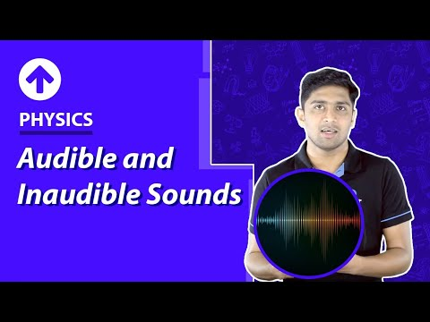 Audible and Inaudible Sounds | Physics