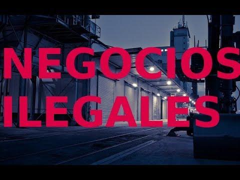 Negocios Ilegales Mas Rentables Del Mundo Y Dinero Generan Youtube