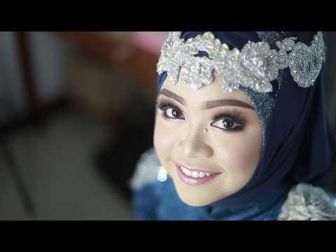 Wedding Clip Kang Asef & Neng Ayu Baraka Allahu Lakuma - Maher Zain