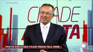 Filhos são acusados pelo assassinato do pastor no RJ