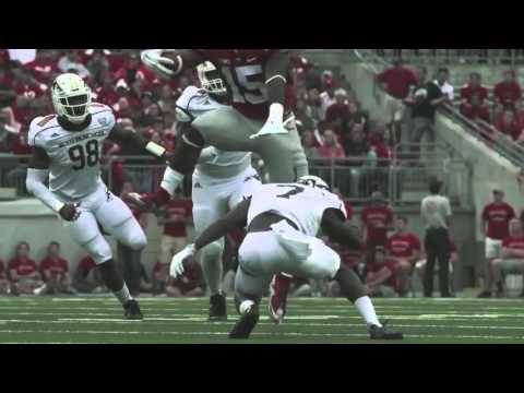"College football highlights 2015-2016 highlights ""HALL OF FAME"""