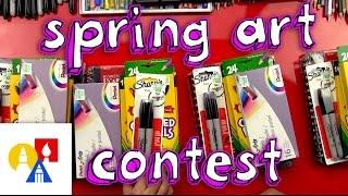 2015 Spring Art Contest!