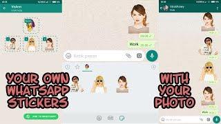 How to Create Your Own Custom WhatsApp Sticker