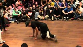 Raw Circles 2011 - Final - MN Joe & Flexum vs Xisco & Menno