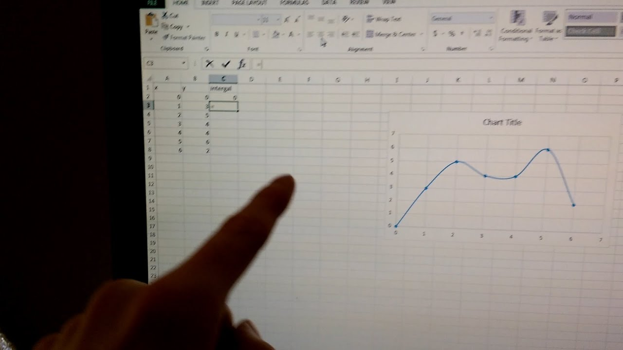 How To Integrate In Excel