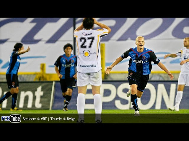 2009-2010 - Jupiler Pro League - 02. Club Brugge - Sporting Lokeren 2-0