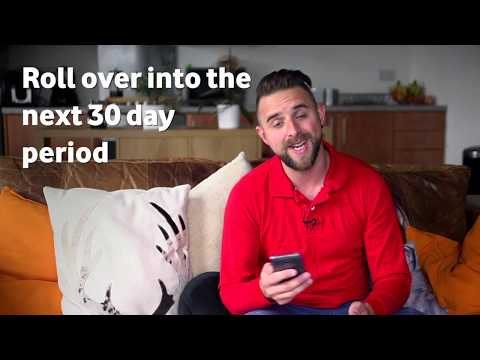 Vodafone Payg Total Rollover