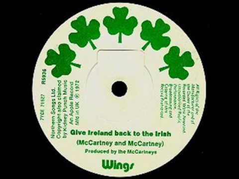 Wings: Wild Life - Give Ireland Back To The Irish