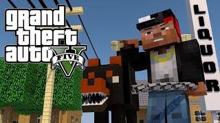 GTA 5 Minecraft : Bitch please ! - Serveur Minecraft 1.6.2 [HD] [FR]