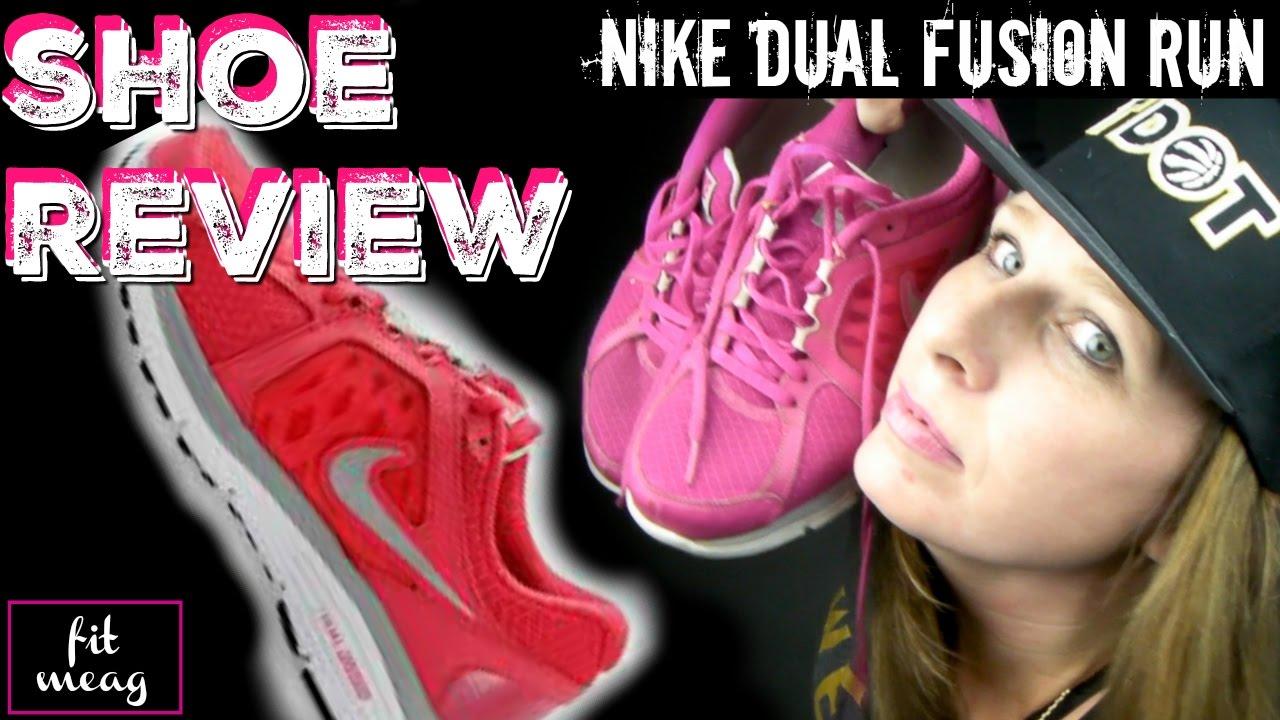 Península Pulido coreano  SHOE REVIEW: Nike Dual Fusion Run - YouTube