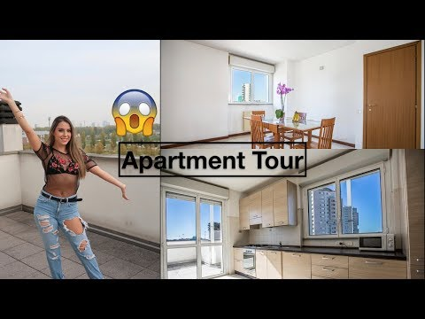 Apartment Tour   Study Abroad in Italy