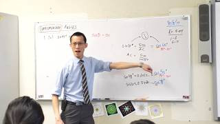 Trigonometric Ratios of Complementary Angles (2 of 3: Basic questions)