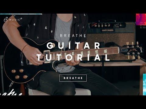 BREATHE Guitar Tutorial - Breathe