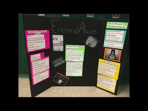 Health Fair 2018: Emotional Abuse