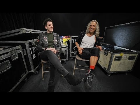 So What! - A Spirited Chat with Kirk Hammett & Tobias Forge