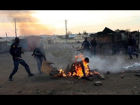 Xenophobia in South Africa Why Africans are killing Fellow Africans?