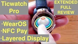 Video Mobvoi TicWatch Pro WearOS IP68 Smartwatch Google Pay, GPS, Dual Screens: Extensive Full Review download MP3, 3GP, MP4, WEBM, AVI, FLV Oktober 2018