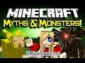 Обзор мода от MeLoN 4# ( Myths and monsters 1.7.2 )