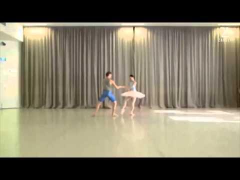 Zarely Online Ballet Gala  Australian Ballet: Amber Scott & Ty KingWall