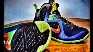 1d70a2e797f2 nike lebron x nerfman 2 custom by twizz customs