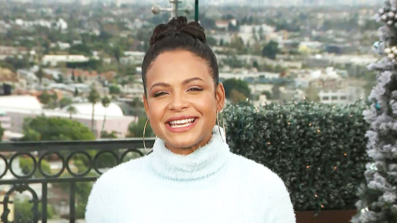Watch Christina Milian React to Her First ET Interview (Exclusive)