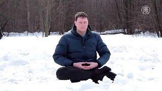Бесплатная медитация Фалуньгун для гармонии души(Плавные движения, ток энергии в теле, медитация... Каждое воскресенье в любое время года москвич Александр..., 2016-03-18T11:17:48.000Z)