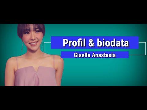 Profil Dan Biodata Artis Gisella Anastasia Lengkap