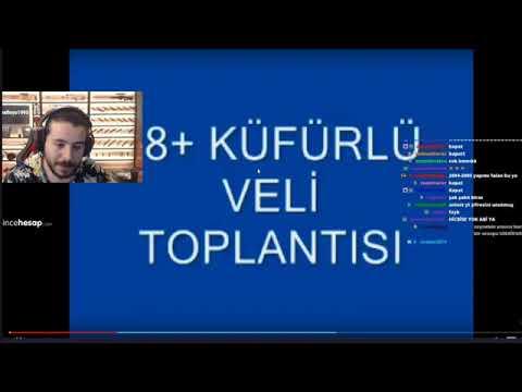 UNLOST +18 KÜFÜRLÜ VELİ TOPLANTISI İZLİYOR