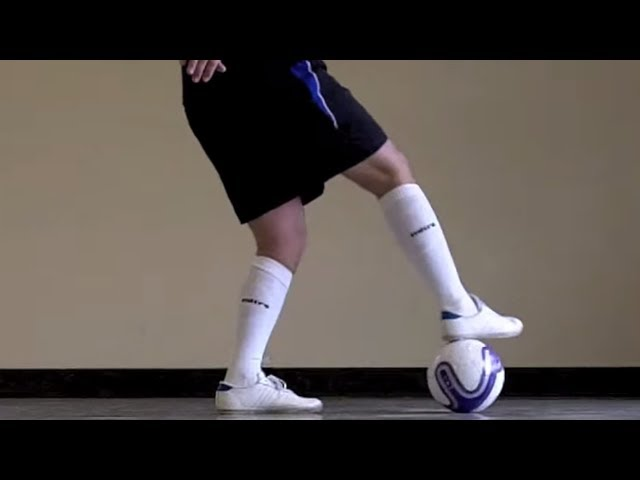 Learn PUSKAS SKILL  -  Football soccer skills