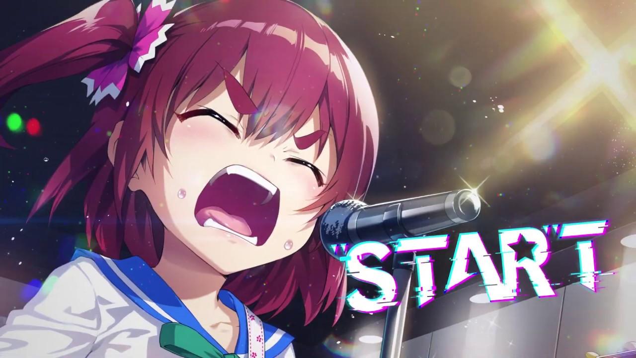 """HaNaMiNa feat.Nadeshiko  『""""STAR""""T』MV【イロドリミドリ】"""