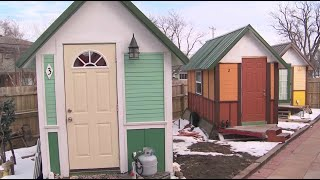 Stories From A Tiny Home Village: Madison