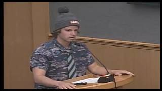 San Clemente City Council - Paul Walker Statue