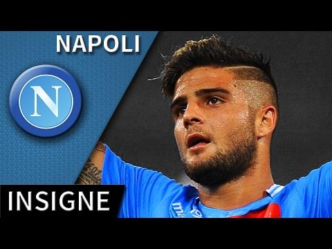 Lorenzo Insigne • Napoli • Magic Skills, Passes & Goals • HD 720p