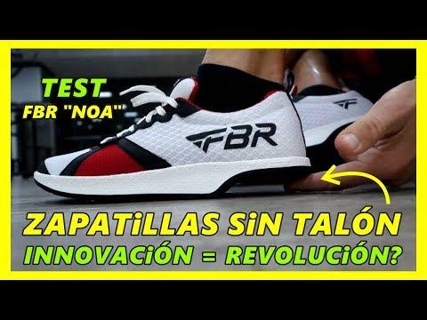 Test de Zapatillas FBR Running Concept SIN TALÓN❗❗