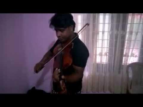 Atha Kandukara  Melody By Violin