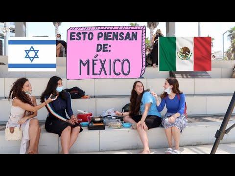 ¿QUÉ PIENSAN DE MÉXICO EN ISRAEL?