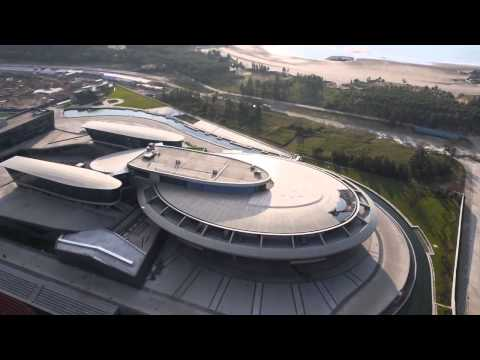 She'll launch on time sir - Chinese building looks just like Star Trek's USS Enterprise